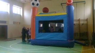 Šport domček -  skákací hrad